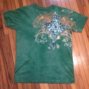 Archaic by Affliction men's tee XL